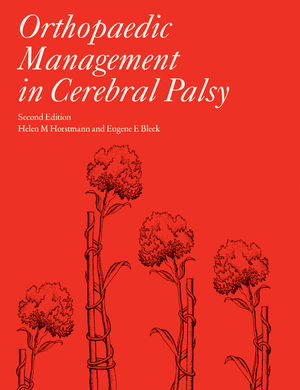 Horstmann, Orthopaedic Management in Cerebral Palsy, 2nd Edition, Cover