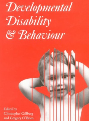 Gillberg, Developmental Disability and Behaviour, Cover