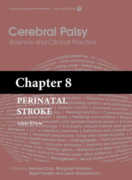 Cerebral Palsy: Science and Clinical Practice – (Chapter 8) – Perinatal Stroke