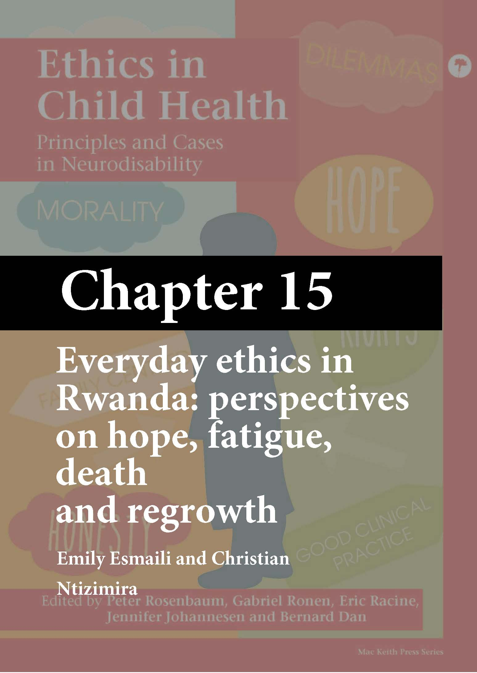 Ethics in Child Health, Rosenbaum, Chapter 15 cover
