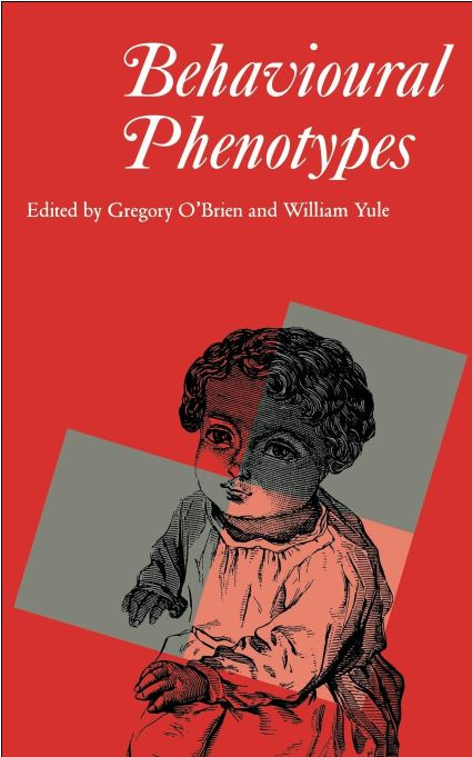 Behavioural Phenotypes, O'Brien, cover