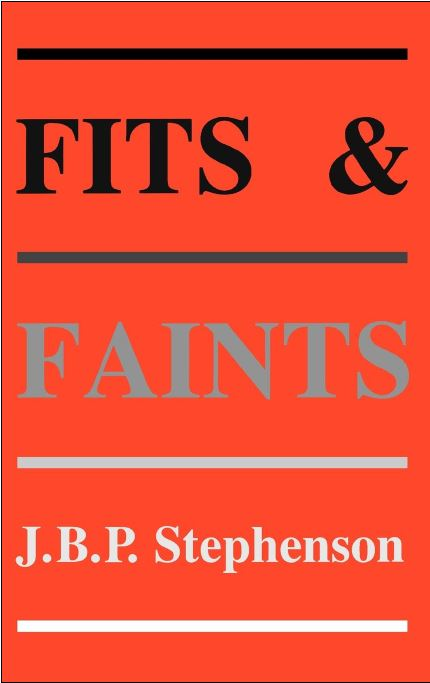 Fits and Faints, Stephenson, cover