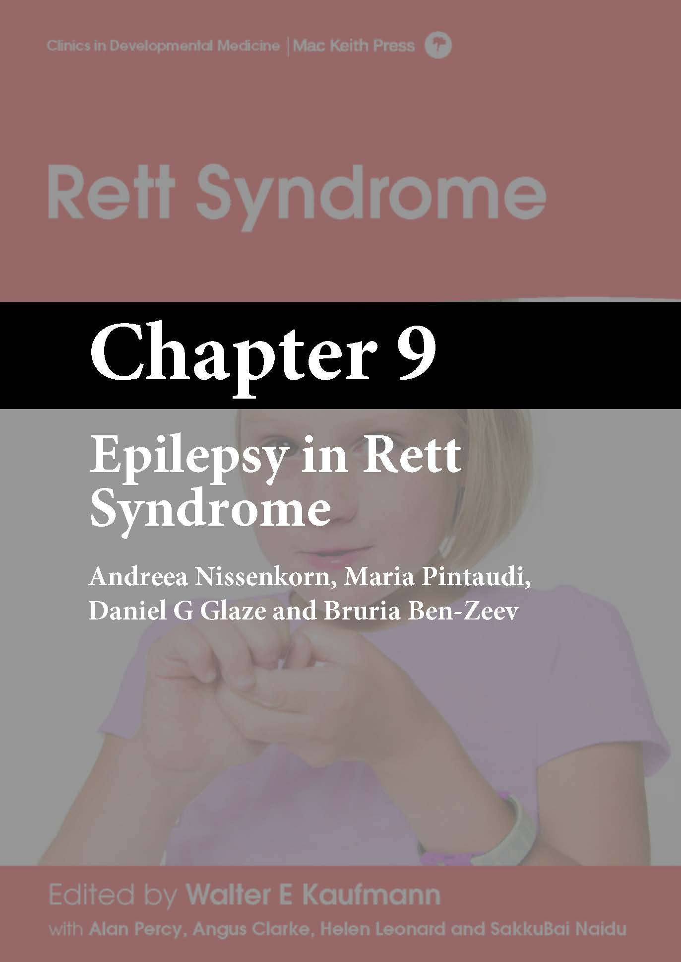 Rett Syndrome, Kaufmann, Chapter 9 cover