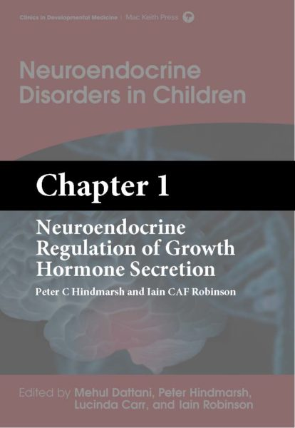 Dattani, Neuroendocrine Disorders in Children, Chapter 1 cover