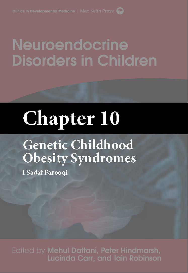 Dattani, Neuroendocrine Disorders in Children, Chapter 10 cover