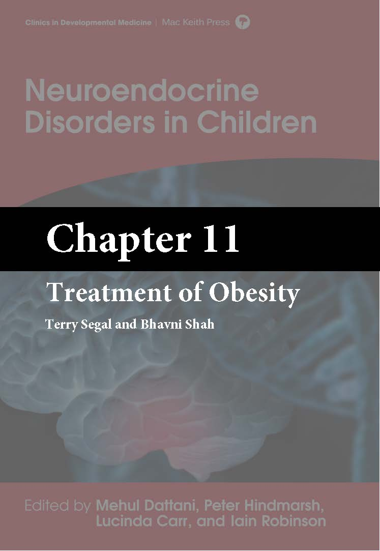 Dattani, Neuroendocrine Disorders in Children, Chapter 11 cover