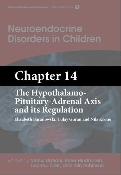 Dattani, Neuroendocrine Disorders in Children, Chapter 14 cover