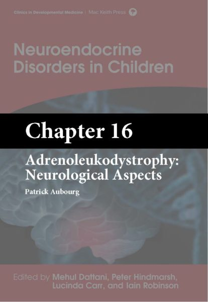 Dattani, Neuroendocrine Disorders in Children, Chapter 16 cover