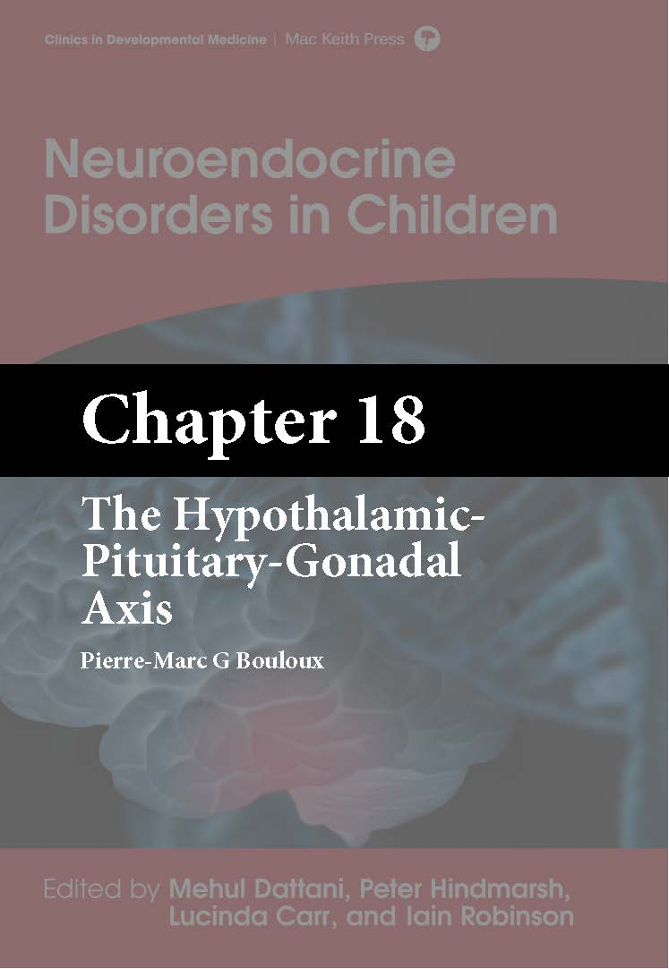 Dattani, Neuroendocrine Disorders in Children, Chapter 18 cover