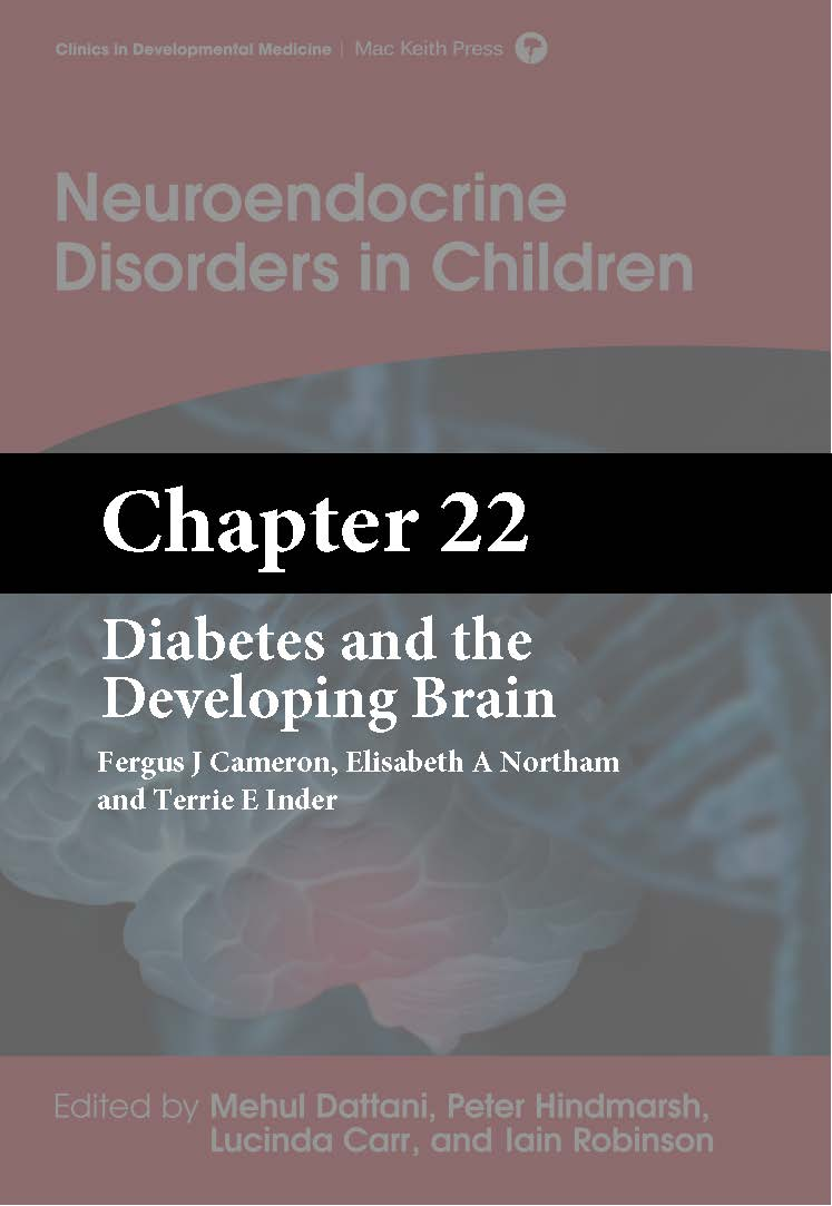 Dattani, Neuroendocrine Disorders in Children, Chapter 22 cover