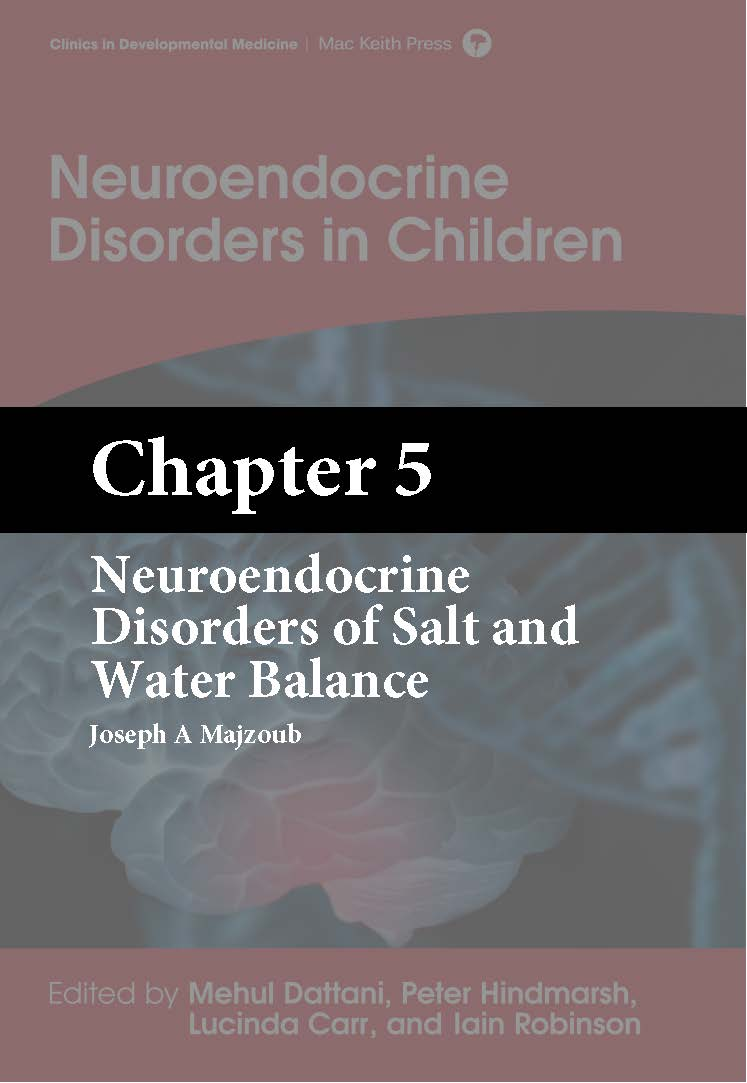 Dattani, Neuroendocrine Disorders in Children, Chapter 5 cover