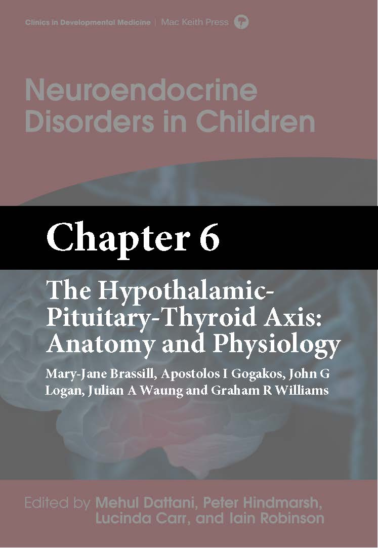 Dattani, Neuroendocrine Disorders in Children, Chapter 6 cover