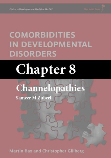 Comorbidities in Developmental Disorders, Bax, Chapter 8 cover