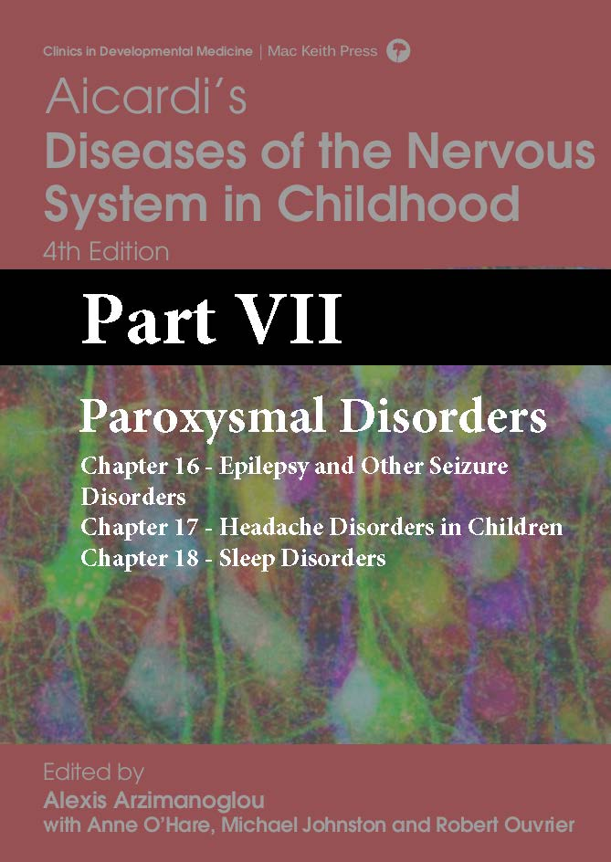 Part VII: Paroxysmal Disorders