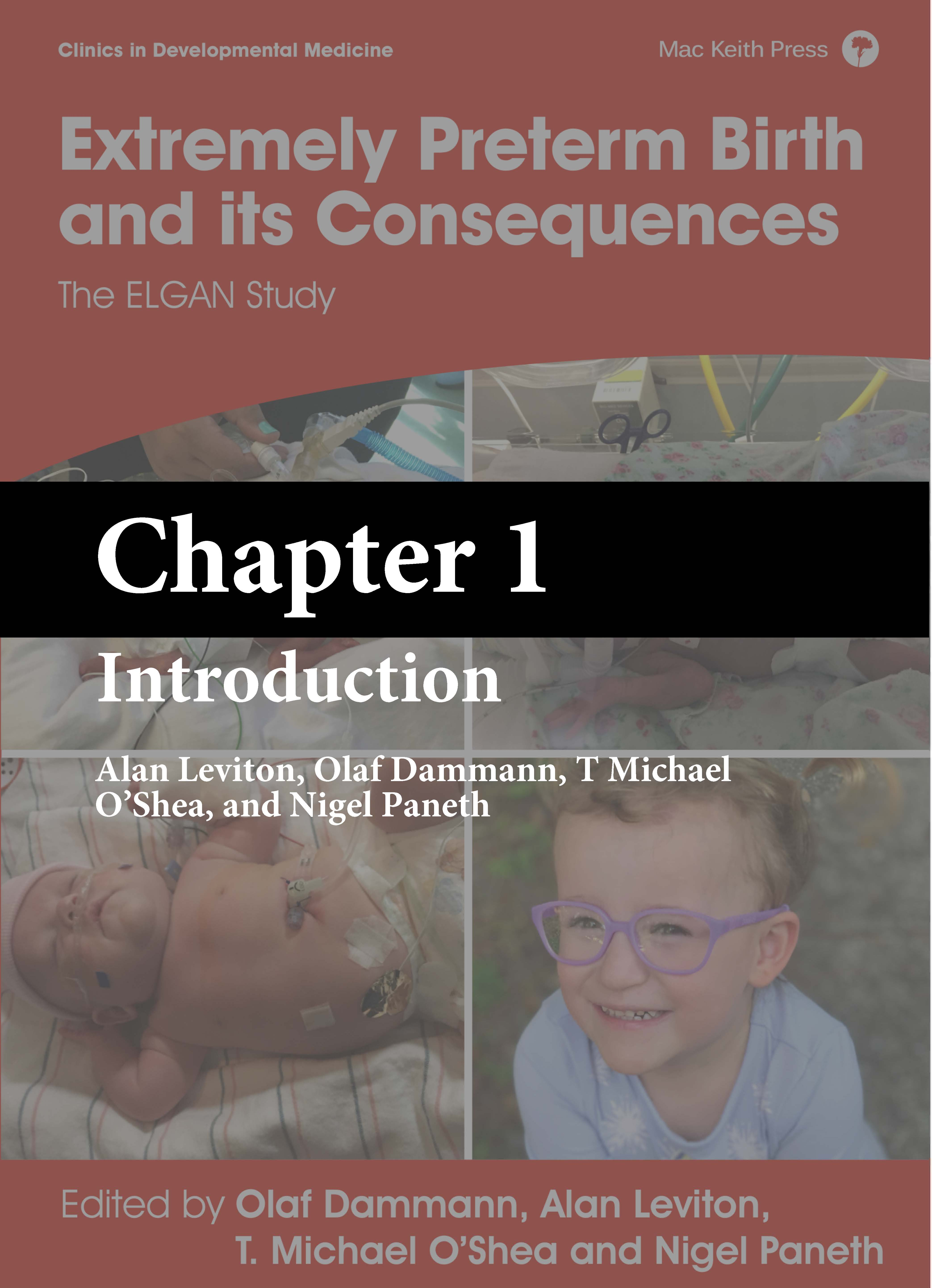 Damman, Extremely Preterm Birth and its Consequences (ebook)