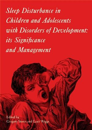 Stores Sleep Disturbance in Children and Adolescents with Disorders of Development