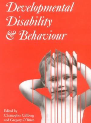 Gillberg, Developmental Disability and Behaviour, Cover