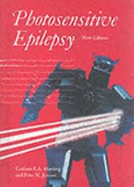 Harding, Photosensitive Epilepsy, Cover