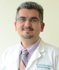 S. Ali Fatemi , MD