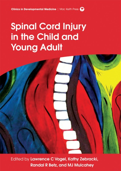 Vogel, Spinal Cord Injury in the Child and Young Adult, Cover