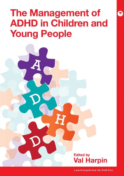 Harpin, Management of ADHD in Children and Young People, Cover