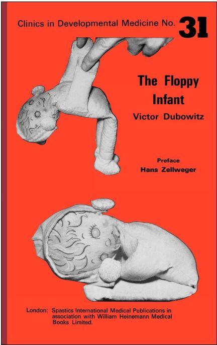 The Floppy Infant, Dubowitz, cover