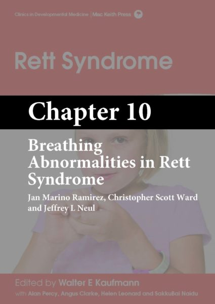 Rett Syndrome, Kaufmann, Chapter 10 cover