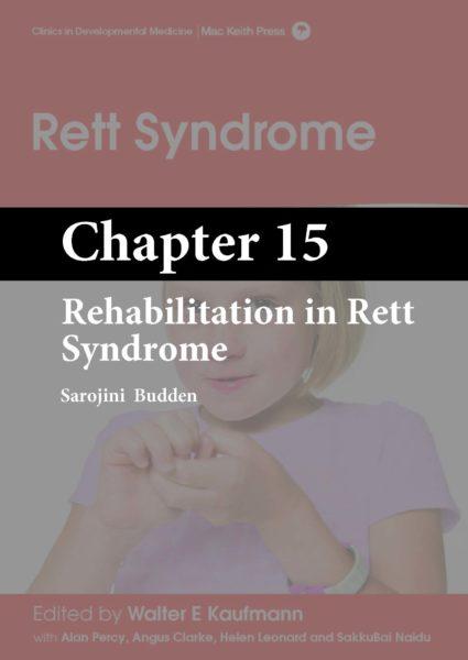Rett Syndrome, Kaufmann, Chapter 15 cover