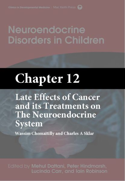 Dattani, Neuroendocrine Disorders in Children, Chapter 12 cover