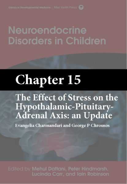 Dattani, Neuroendocrine Disorders in Children, Chapter 15 cover