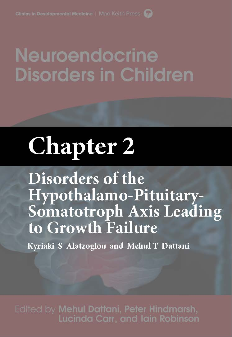 Dattani, Neuroendocrine Disorders in Children, Chapter 2 cover