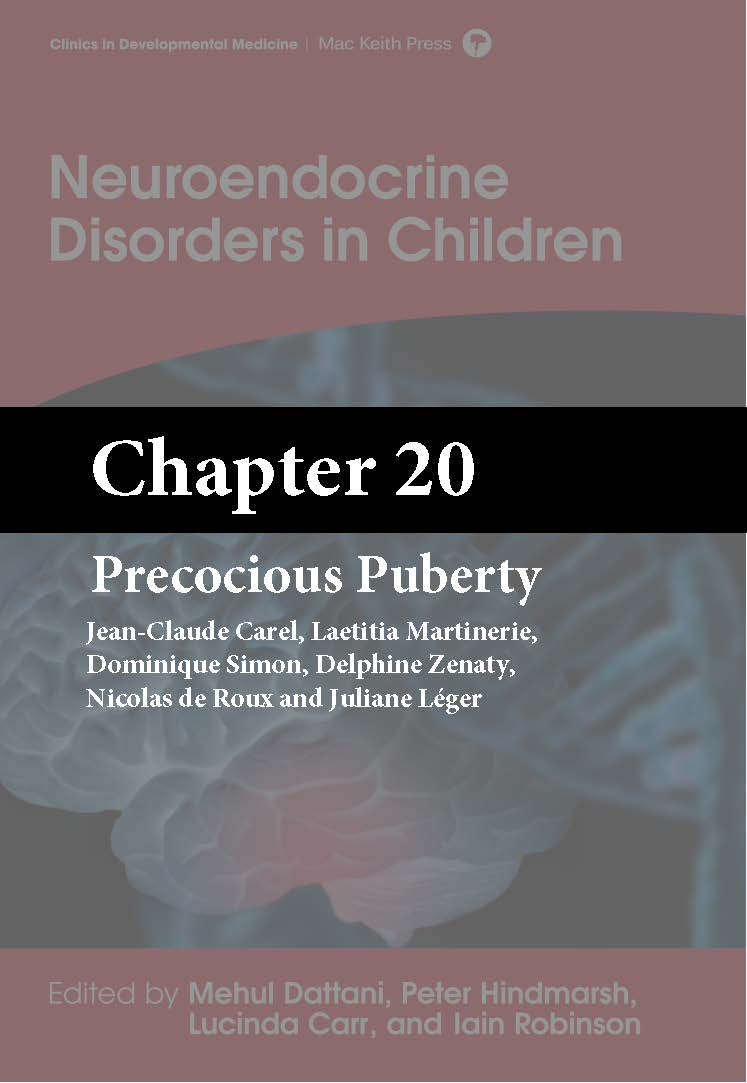 Dattani, Neuroendocrine Disorders in Children, Chapter 20 cover