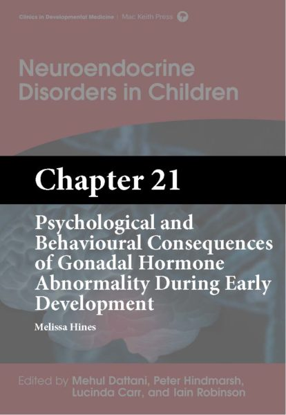 Dattani, Neuroendocrine Disorders in Children, Chapter 21 cover