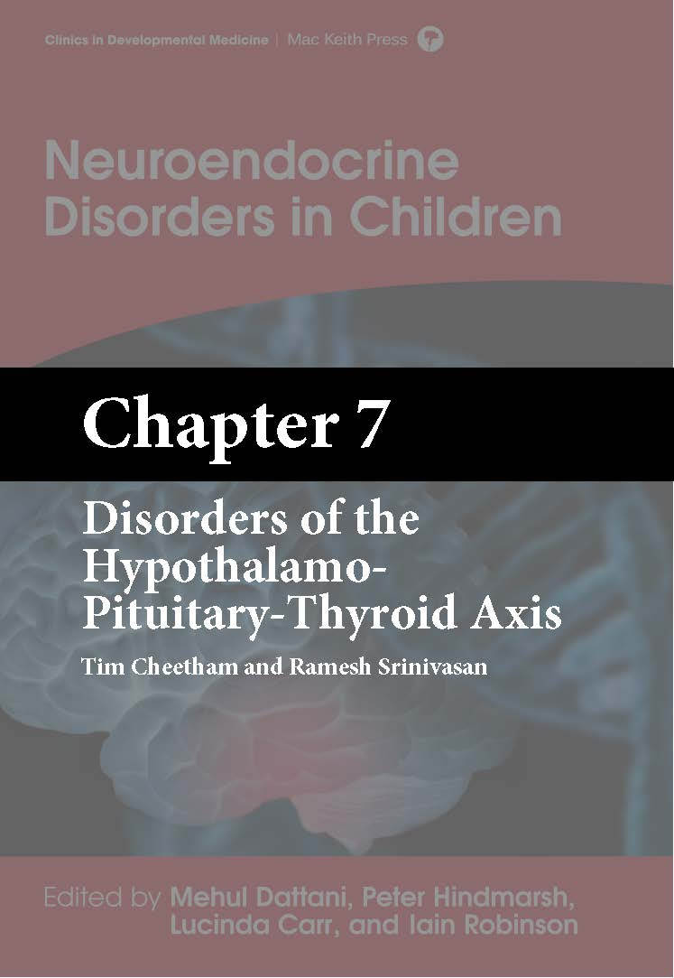Dattani, Neuroendocrine Disorders in Children, Chapter 7 cover