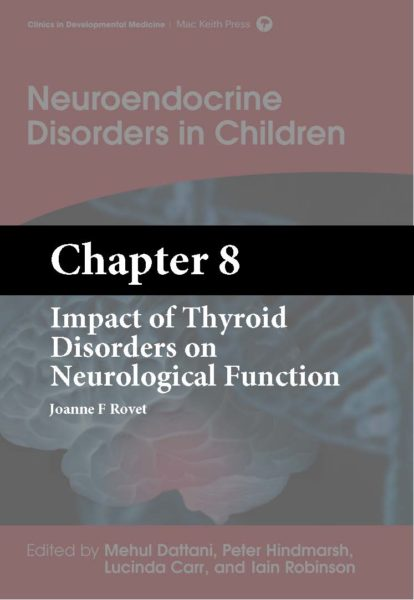 Dattani, Neuroendocrine Disorders in Children, Chapter 8 cover