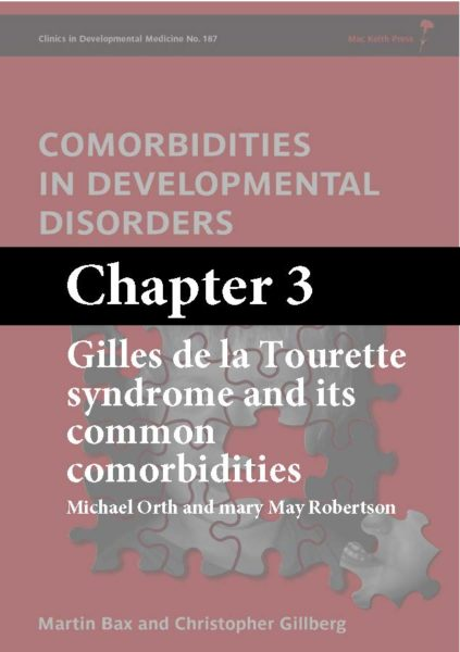Comorbidities in Developmental Disorders, Bax, Chapter 3 cover