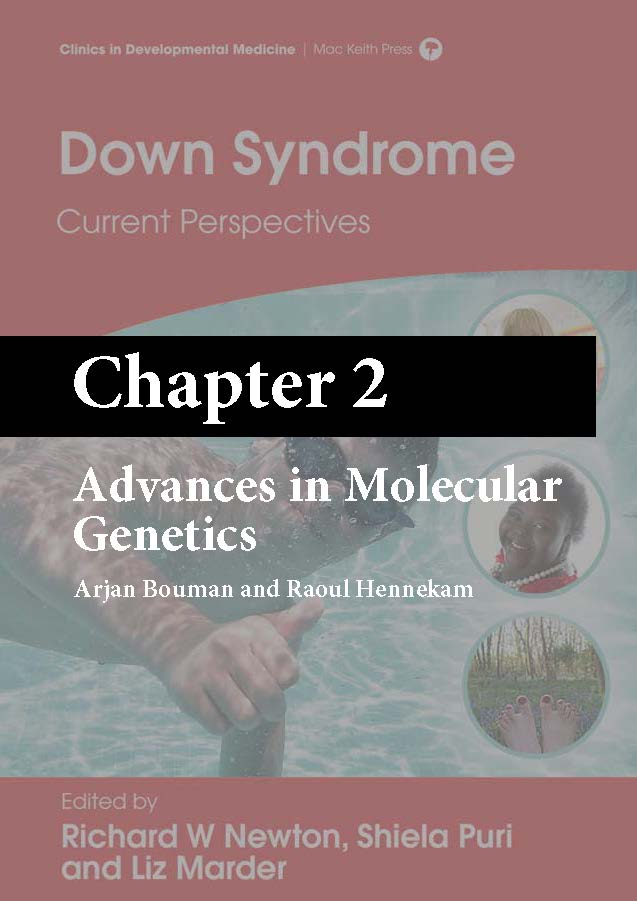 Downs Syndrome, Newton, Chapter 2