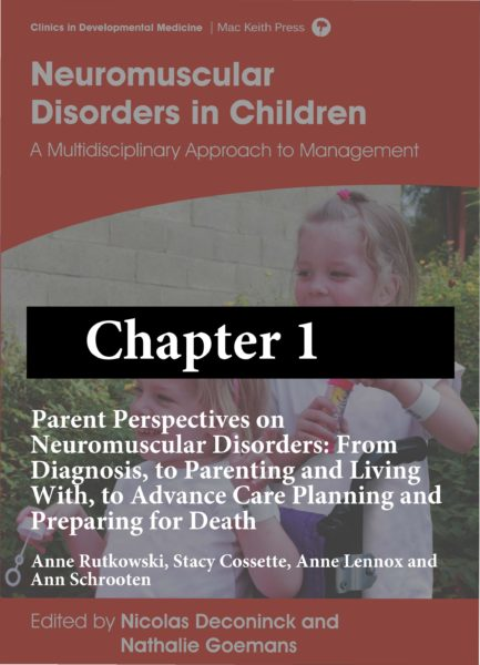 Neuromuscular Disorders in Children Chapter 1 cover