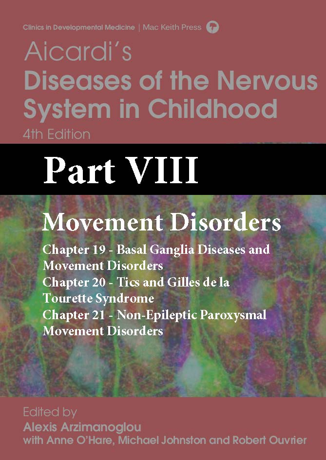 Aicradi 4th Edition, Part VIII - Movement Disorders
