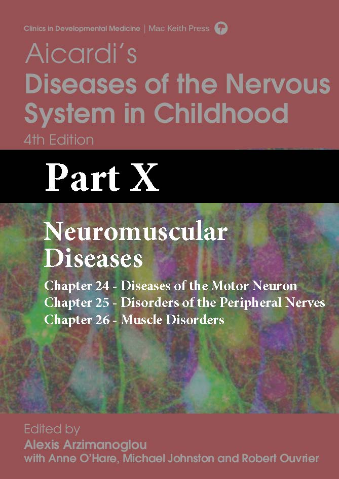 Aicardi 4 Edition Part X - Neuromuscular Diseases