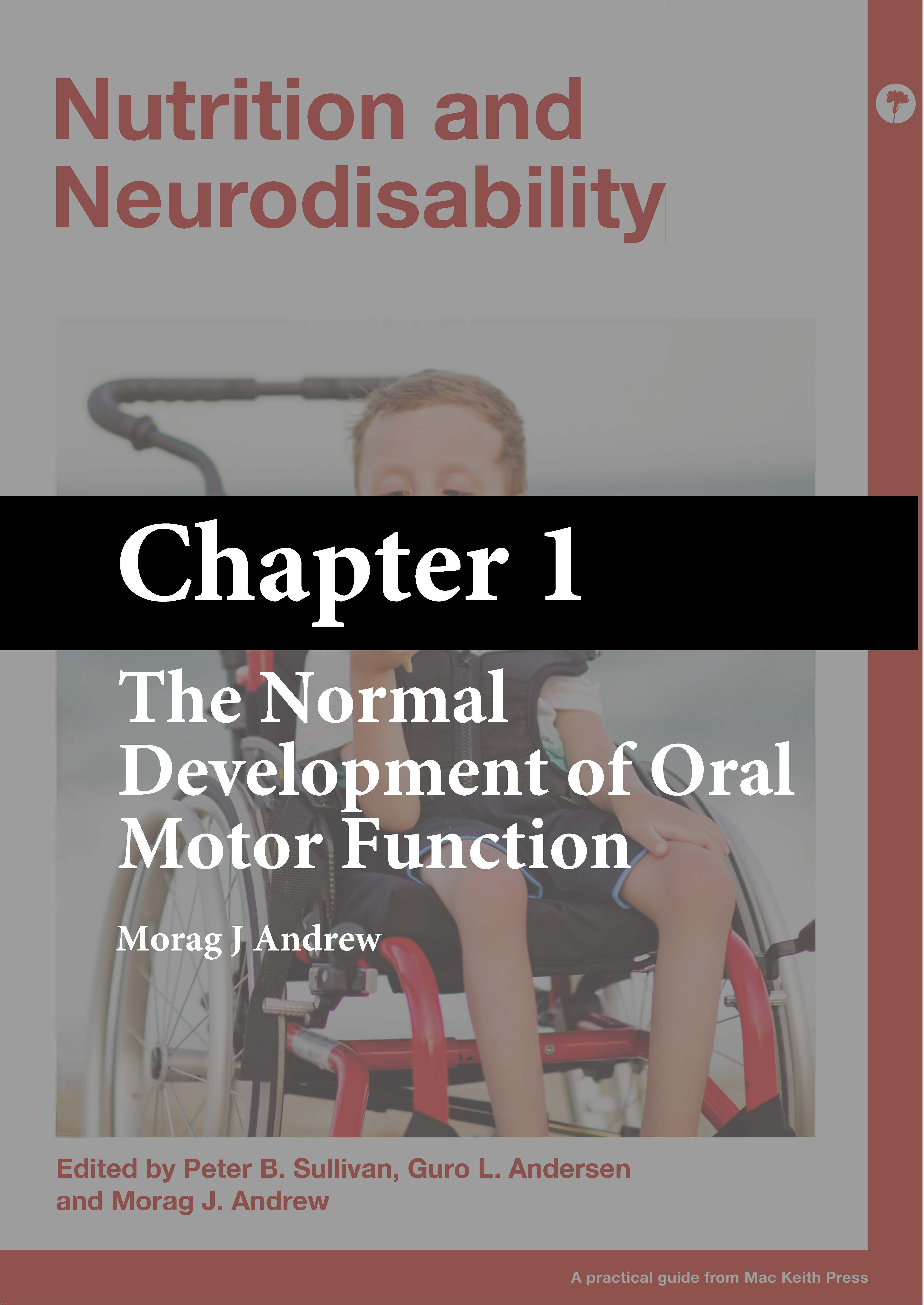 Chapter 1 HB Sullivan Nutrition and Neurodisability cover