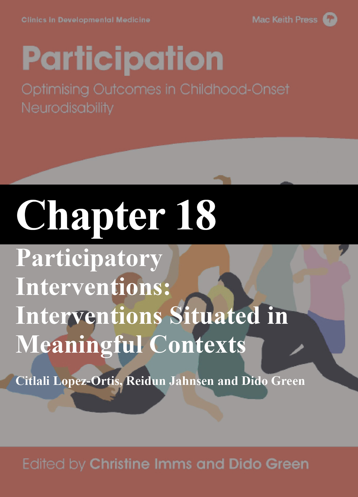 Participation Chapter 18 Imms Green